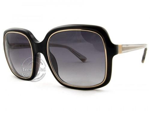 عینک آفتابی نینا ریچی مدل snr012 رنگ 705 nina ricci - 1