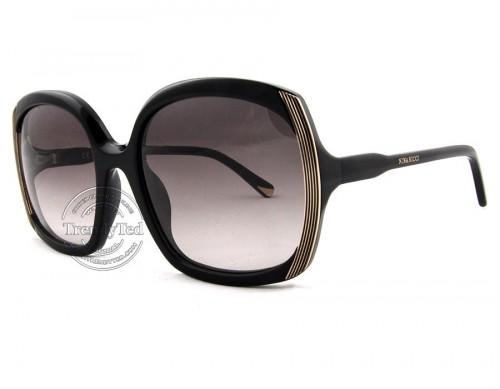 عینک آفتابی نینا ریچی مدل snr049 رنگ 700 nina ricci - 1