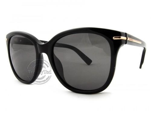 عینک آفتابی نینا ریچی مدل snr001 رنگ 700 nina ricci - 1