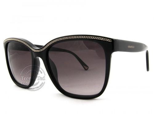 عینک آفتابی نینا ریچی مدل snr096 رنگ 700 nina ricci - 1