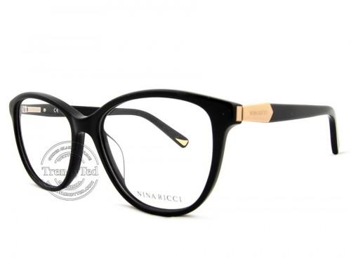 عینک طبی نینا ریچی مدل vnr076 رنگ 700 nina ricci - 1