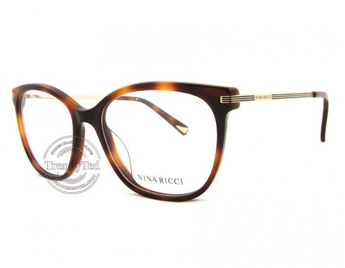 عینک طبی نینا ریچی مدل vnr075 رنگ 752 nina ricci - 1