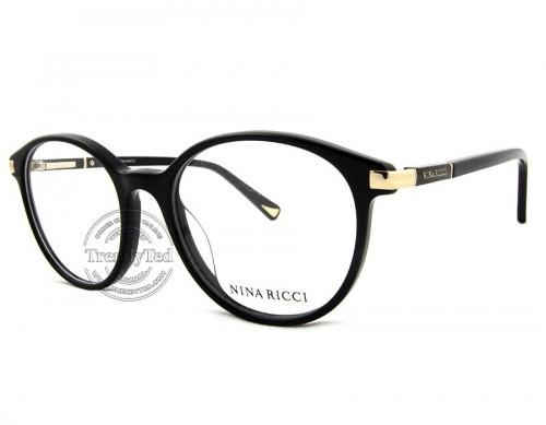 عینک طبی نینا ریچی مدل vnr089 رنگ 700 nina ricci - 1