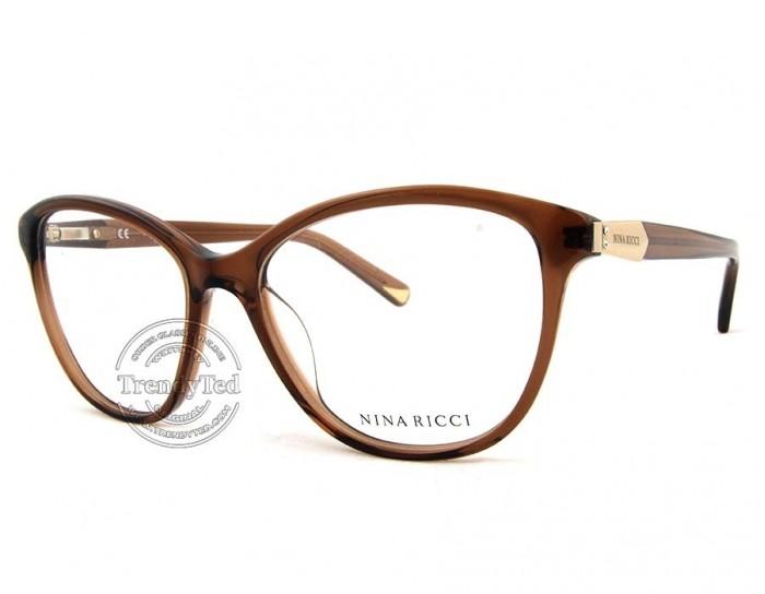 عینک طبی نینا ریچی مدل vnr076s رنگ 700 nina ricci - 1