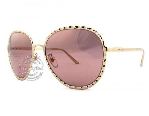 عینک آفتابی نینا ریچی مدل snr105 رنگ 8h2x nina ricci - 1