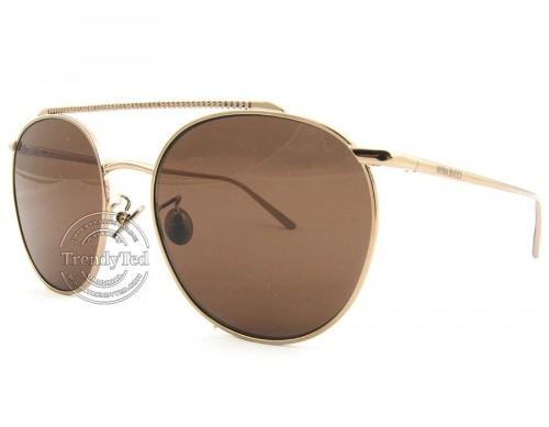 عینک آفتابی نینا ریچی مدل snr118 رنگ 8FE nina ricci - 1