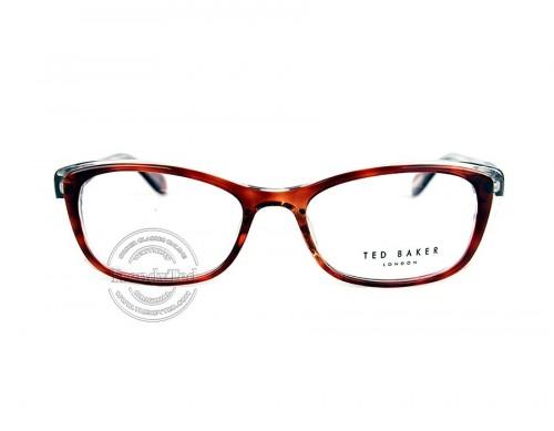 عینک طبی تدبیکر مدل 9060 رنگ 153 TED BAKER - 1