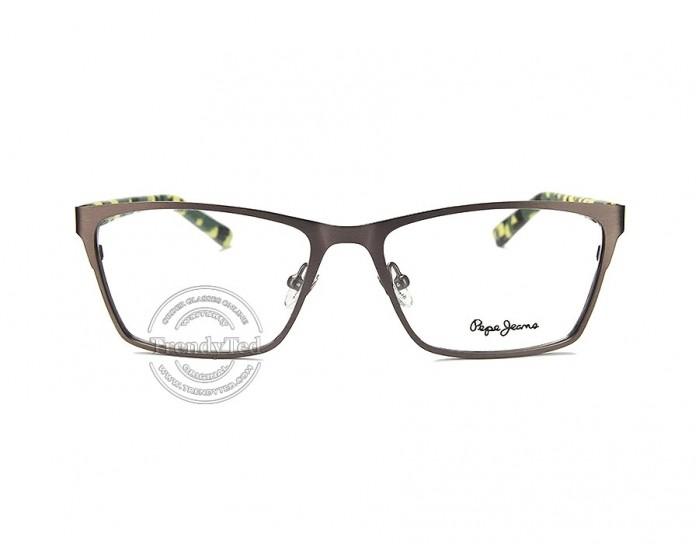 PEPE JEANS EYE GLASSES For men model ALISTAIR 1224 color C4