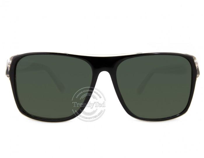 عینک آفتابی زنانه مردانه اورجینال پرسول مدل PO 0009 رنگ 24/31