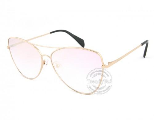 عینک آفتابی چوبی گلد وود مدل Aston رنگ 01