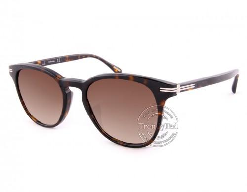 عینک افتابی DunHill مدل SDH012 رنگ 0722 Dunhill - 1