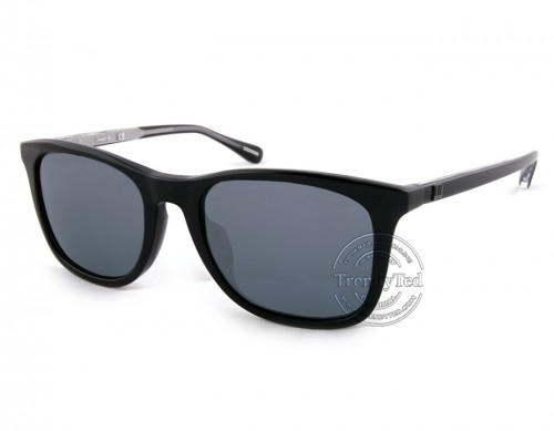 عینک افتابی DunHill مدل SDH054 رنگ BLKP Dunhill - 1
