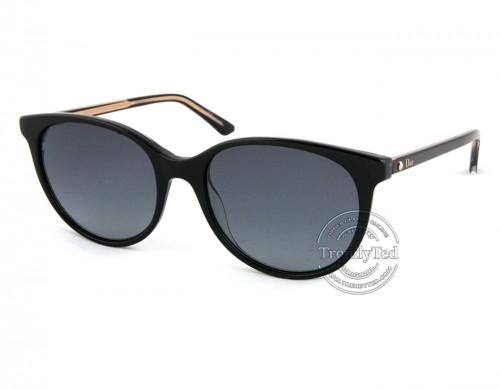 عینک افتابی Dior مدل MonTaigne رنگ Black Dior - 1