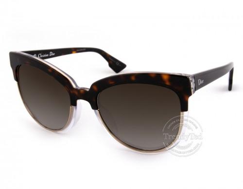 عینک افتابی Dior مدل Sight 1F رنگ RELWA Dior - 1