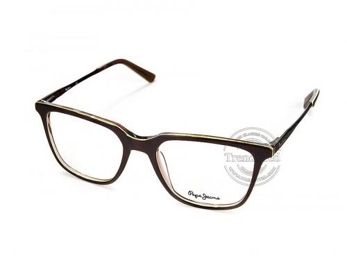 عینک اورجینال مردانه طبی پپه جینز مدل 3239 رنگ C3