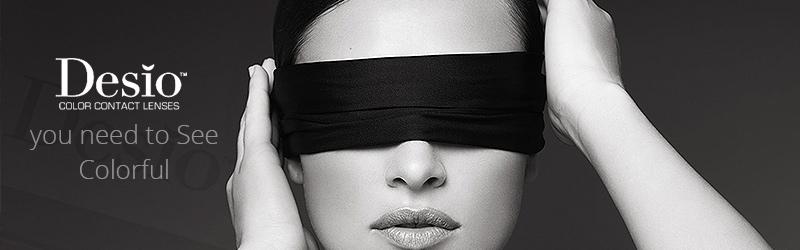لنز چشم دسیو
