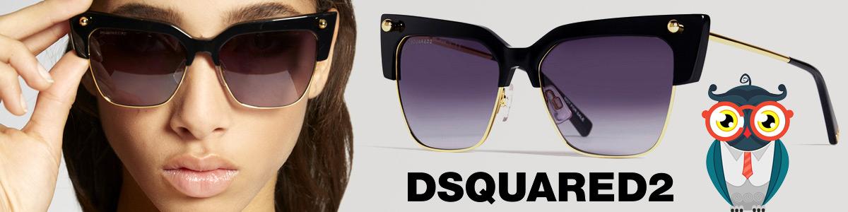 عینک آفتابی Dsqaured2 دسکوارد